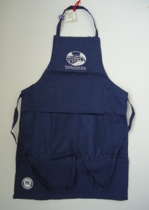 Navy Blue Apron